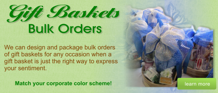 Gift Baskets for Corporate Bulk Orders