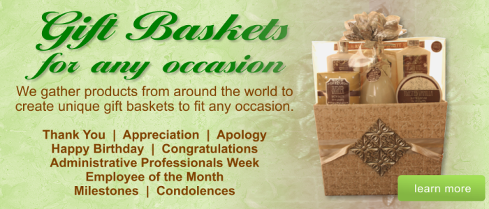 Gift Baskets for Any Special Occasion